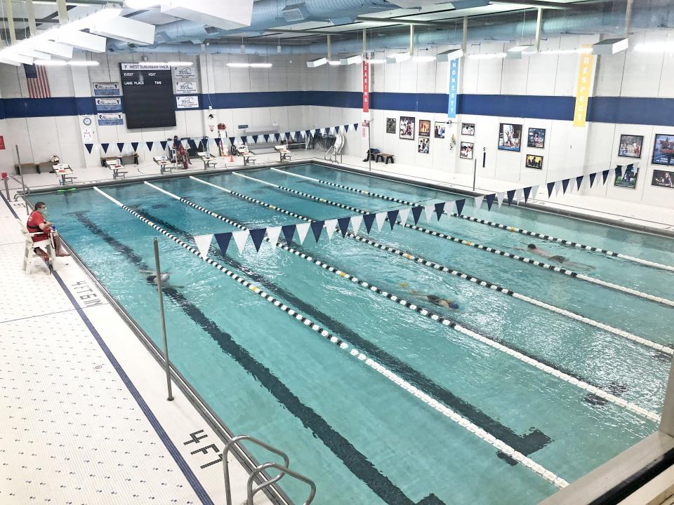 Pool Schedule West Suburban Ymca