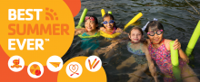 YMCA summer camp in Massachusetts