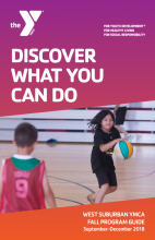 Discover What You Can Do at the West Suburban YMCA, Newton MA