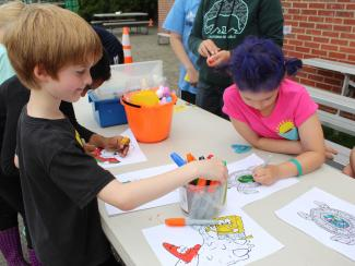 Arts lessons and classes offered at the West Suburban YMCA