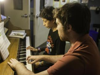 Music lessons and classes offered at the West Suburban YMCA